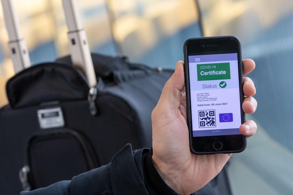 O que é o Certificado Digital COVID da UE?