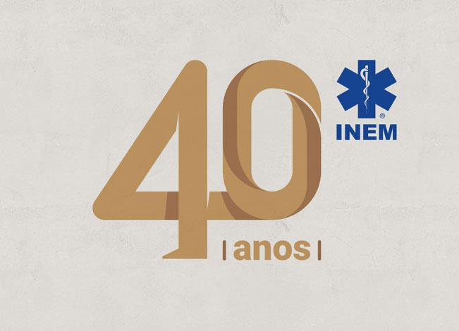Aniversário do INEM