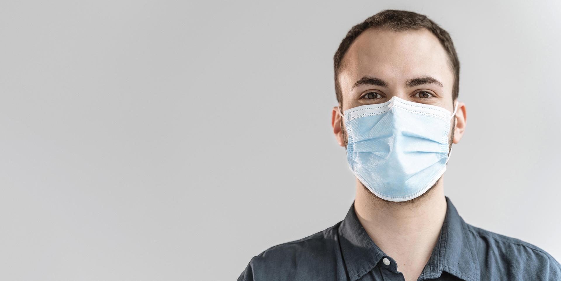 Covid-19 | Uso de máscaras