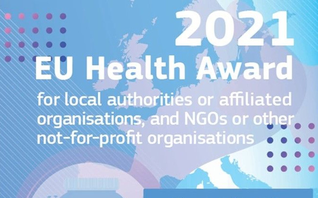 Prémio Europeu para a Saúde 2021